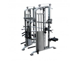 In Stock Multi Functional Power Cage Squat Rack Weight Lifting Home Gym Equipment Machine Gym Squat Rack