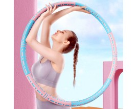 Low Price Detachable Fitness Stainless Steel Fitness Box Body Slimming Hula Hoop