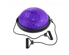 Cheap Fitness PVC Yoga Exercise Body Training Balance Ball Half Yoga Balance Bosuing Ball