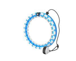 16--24 Knots Not Fallen-Down Inteligent Smart Hoola Hoop With 360 Degree Massage