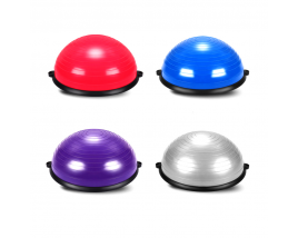 46CM PVC Bosuing Ball For Yoga Pilates Fitness Body Training With Premium Quality