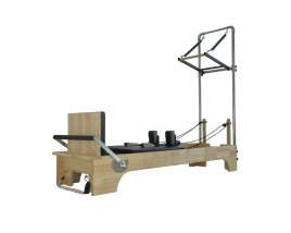 Ready To Ship Multi-functional Comprehensive Sports Training Pilate Reformer Equipment Half-Height Rack Made By Oak