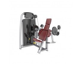 Sitting Biceps Machine Commercial Gym Equipment Arm Curl Biceps Machine With Factory Direct Sale
