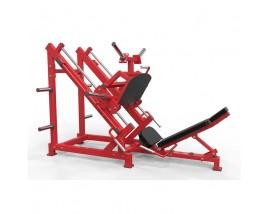 Health Life Commercial Gym Equipment Fitness Machine 45 Degree Leg Press