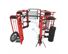 Small Orders Accepted Commercial Synergy 360 Sport Rack Trainer Gym Equipment Manufacturer Multi Function Workout Machine
