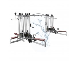Small Orders Accepted Multi Fitness Equipment & Station Training Machine Gym Workout Manufacturer with good quality