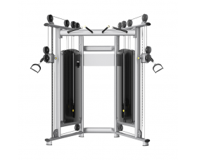 All In One Multifunction Machine Insert Type Little Bird Multi Functional Trainer Large Load Gym Equipment