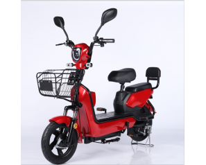 China factory directly low price 500W 48V12AH electric scooter with 2 seats