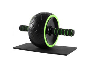 Home Exercise Fitness Set Muscle Massage Gym Abdominal Wheel Roller Yoga Wheel