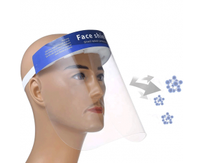 Anti-Fog Safety Full Face Protection Face Shield