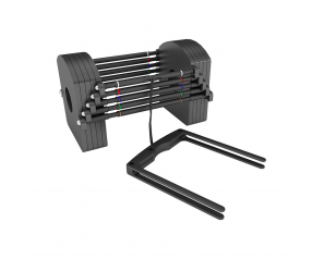 2021 Konlon Multifunction Six In One Cast Iron Adjustable Powerlifting Dumbbell Straight Barbell Weightlifting With New Design