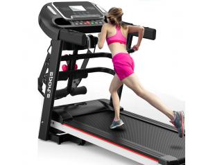 "5""LCD Screen Best Price Electronic Home Electric Treadmill Machine Treadmills Folding"