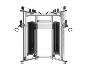 Comprehensive Multifunctional Equipment Little Bird Multi Functional Trainer Large Load Commercial Gym Equipment