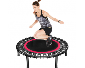 High quality Fitness Exercise Equipment Gymnastic 40 inch Trampoline Customized Trampolines For Kids and Adult