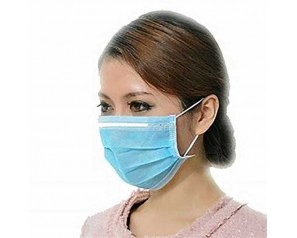 3plys Non Woven Disposable Face Mask