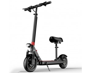 8 Inch Tire Lithium Battery 350W 48V Two Wheel Foldable Electric Scooter With Rear Motor For Kids And Adult
