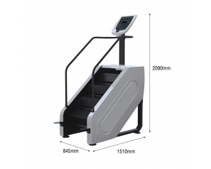 2021 Online Hotsale Commercial Use Gym Center Fitness Equipment Stair Climbing Machine Stair Climber Machine
