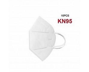 5ply Disposable Non-Woven Kn95 Face Mask Earloop