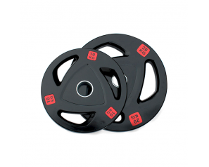 Hotselling Home Gym Fitness Training Cast Iron Weight Plate Weight Lifting Plates 2.5kgs/5kgs/10kgs/15kgs/20kgs/25kgs