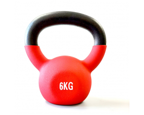 Color Coated Kettlebell In China