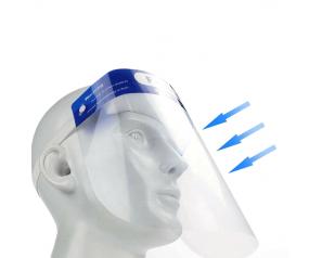 Cheap Price Plastic Protective Face Shield