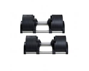 Wholesale Gym 32kg Adjustable Dumbbell Set Gym Dumbbell Set Weightlifting Fitness Barbell set