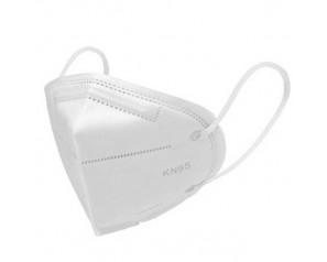 Non-Woven Disposable Face Mask Earloop KN95