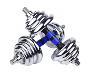 Cast Iron Barbell and Dumbbell Set Adjustable Dumbbell Set